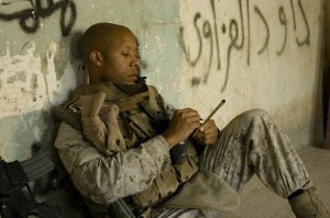 Vince Bryant in Iraq Writing Lyrics After 9/11